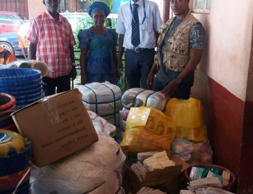 How your donations have helped Freetown.