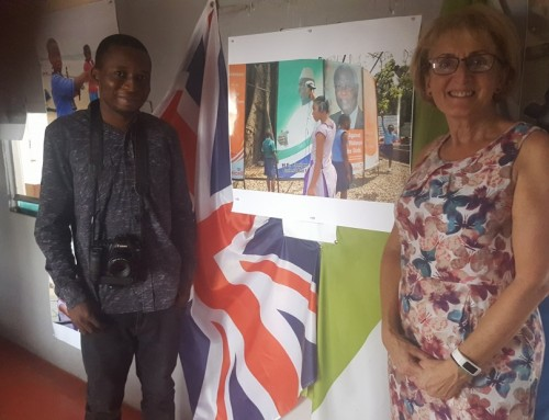 A celebration of Hull Freetown week in Freetown