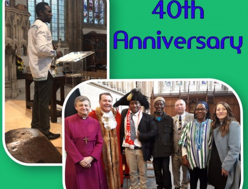 Hull Freetown week's special church service